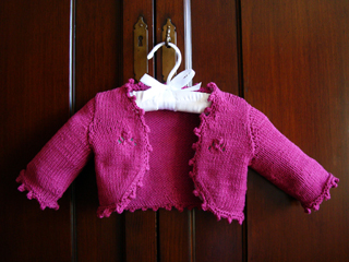 Baby Bolero Knitting Pattern Patterns Gallery