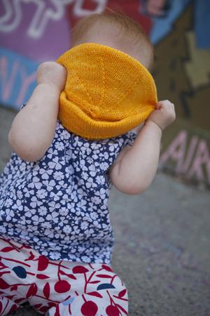 Slouchy Beret Crochet Pattern | AllFreeCrochet.com