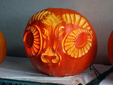 ram pumpkin
